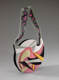 Giacomo Balla Futurist bag