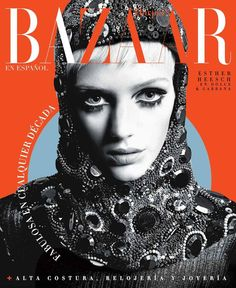 Harper's Bazaar Mexico and Latin America November 2014 Covers (Harper's Bazaar Mexico and Latin America)