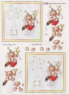 cartes brodees - Page 26