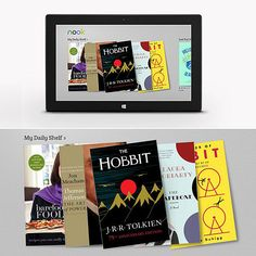 Free Nook books and magazines for Windows 8 users!