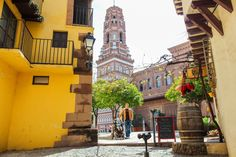 El Poble Espanyol – the right place to go on a Sunday with kids