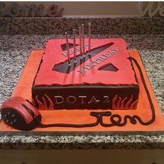 Dota2 cake  #dota2 #dota