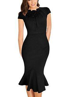 Viwenn Women Elegant Slim Maxi Long Short sleeve Cocktail Prom Ball Party Dresses, Black, Small. S£ºBust/81cm Waist/63cm Hip/85cm Length/100cm Sleeve/8.5cm Shoulder/36cm. M£ºBust/86cm Waist/68cm Hip/90cm Length/99cm Sleeve/9.5cm Shoulder/37cm. L£ºBust/88cm Waist/73cm Hip/93cm Length/102cm Sleeve/44cm Shoulder/38cm. XL£ºBust/100cm Waist/86cm Hip/104cm Length/113cm. XXL£ºBust/110cm Waist/96cm Hip/114cm Length/114cm.