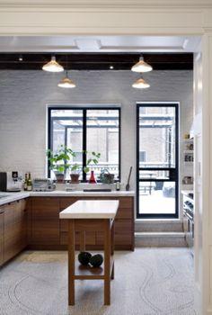 Abelow Sherman Architects LLC eclectic kitchen
