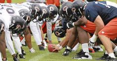 """""""Chicago Bears' roster projection: defensive tackle"""" Chicago Bears Huddle (August 1, 2012)"""