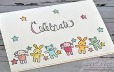 Sue Vine   MissPinksCraftSpot   Stampin' Up!® Australia Order Online 24/7   Moon Baby   Love Sparkles   #stampinup  #handmadecard #moonbaby #lovesparkles