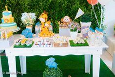 Zoo Themed Birthday Party via Kara's Party Ideas | Kara'sPartyIdeas.com #Zoo #Birthday #Party #Planning #Idea (8)