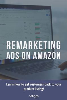 Remarketing ads are helpful in solving the problem of cart abandonment. These ads aim to reengaged these customers and hopefully get them to purchase. Amazon Fba, Sell On Amazon, Amazon Seller, How To Get, Ads, Learning, Link, Things To Sell, Studying