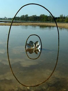 Environmental art installation by Fesson Ludovic 4