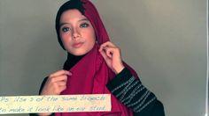 TudungPeople - 4 Five-Minutes Hijab Styles
