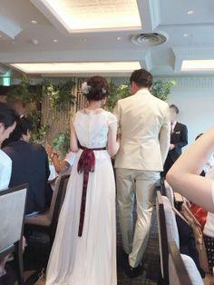 【基礎知識】ウエディングドレスの種類とブランドを徹底研究!今、知りたいドレス事情 Bridesmaid Dresses, Wedding Dresses, Formal Dresses, Fashion, Bridesmade Dresses, Bride Dresses, Dresses For Formal, Moda, Bridal Gowns