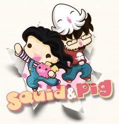We are SquidandPig www.squidandpig.com