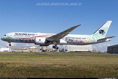 Primeros vuelos del nuevo Boeing 787-9 de Aeroméxico   EnElAire