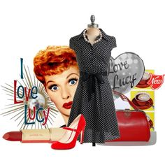 I Love Lucy's Clothes!