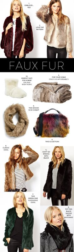 faux fur - winter fashion - 2013 - meg biram - coat - jacket - accessories - blanket