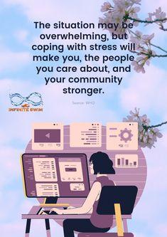 #InfiniteSwimBenoni #Covid19 #stress Infinite, Stress, Swimming, Community, Memes, How To Make, Movie Posters, Swim, Infinity Symbol