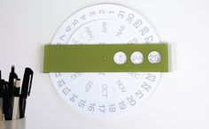 An unconventional solution to a year-round calendar that can be placed in a home… – stampin up karte neujahr frohes neues jahr happy woman with flower types new year neujahr germanyhow to make rangoli bottle at home make a rangoli… Calendar Layout, Diy Calendar, Calendar Design, Desk Calendars, Fun Crafts, Diy And Crafts, Paper Crafts Origami, Perpetual Calendar, Creative Design