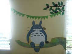 Totoro Birthday Decor