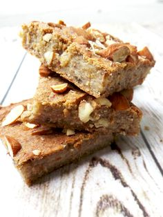 Healthy Banana Bread - Vegan, High-Fiber, No Sugar / Flour