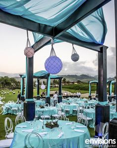 Turquoise Island Welcome | Creative event production by Envisions Entertainment Hawaii | Maui, Hawaii