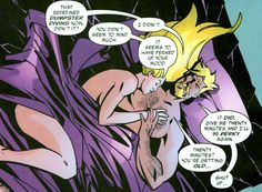 Oliver Queen and Dinah Lance Green Arrow v3 #34
