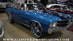 71 chevelle MHT paragon wheels split 5 star wheels