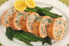 Seafood Salmon Roulade recipe - Canadian Living