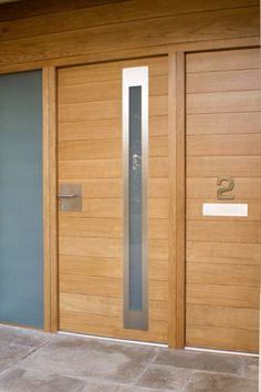 Urban Front - Contemporary front doors UK | designs e-range | sorrento
