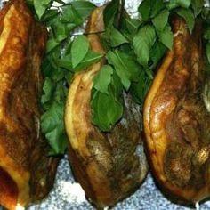 Afumături - tehnici de preparare Easy Homemade Costumes, Smoking Meat, Baked Potato, Carne, Sausage, Mint, Beef, Chicken, Ethnic Recipes