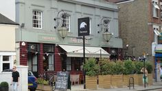 Because mummy and daddy need a drink. London family friendly pubs