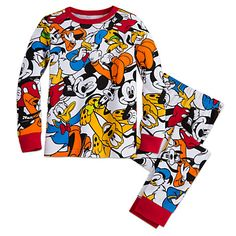 Mickey Mouse and Friends PJ PALS for Boys | Disney Store