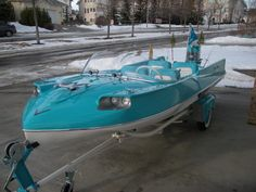 Old Boats With Fins | Photo Gallery - Glassics Online