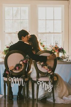 Elegant Wedding - Cristina Navarro Photography