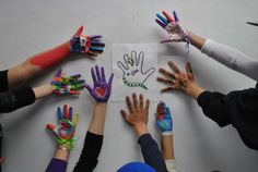Hand's Project. Empowerment.
