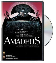 Amadeus, 1985 Golden Globe Awards Best Director - Motion Picture winner, Milo Forman #GoldenGlobes #GoodMovies #Movies