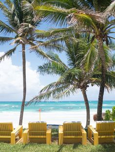 THE TRAVEL FILES: HOTEL ESENCIA IN TULUM, MEXICO