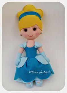 Mimo Artes: Princesa Cinderela