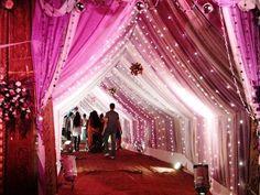 Entrance by winnie Vintage Wedding Backdrop, Stage Decorations, Indian Wedding Decorations, Indian Weddings, Wedding Reception Entrance, Wedding Stage, Wedding Rings, Entrance Decor, Gate Decoration
