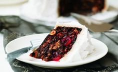 Eric Lanlard, Master Patissier and founder of Cakeboy, shares his recipe for Christmas Cake.