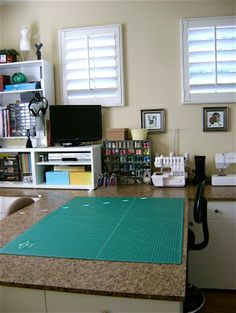 My 2014 Sewing and Craft Room