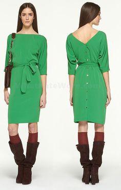 Diane Von Furstenburg knows how to dress women.