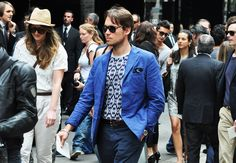 TOMMY TON'S Street Style: 9 Men Who Bring It
