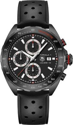 e166dd16352 TimeZone   TAG Heuer   Heuer » N E W M o d e l - TAG Heuer Formula 1 Caliber  16