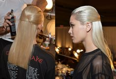 5 of the biggest hair trends from fashion week (and how to DIY them)