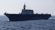 BREAKING NEWS: Japan deploys warship to protect US vessel