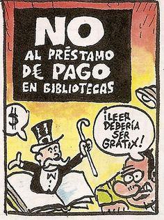 """""""Lo que nunca sale por la tele"""". Caricatura de Azagra."""