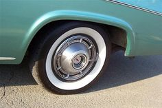 chevy hubcap on white wall tire Auto Accessories, Wheel Cover, White Walls, Hot Rods, Chevy, Classic Cars, Off White Walls, Car Accessories, Vintage Classic Cars