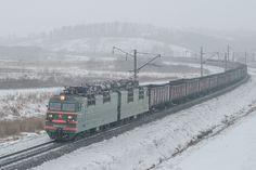 VL80S-2222 electric locomotive (Электровоз ВЛ80С-2222)