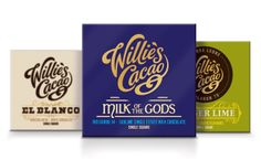 Packaging of the World: Creative Package Design Archive and Gallery: Willie's Cacao