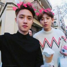 kyungsoo and chanyeol exo lq (icon) Kyungsoo, Kaisoo, Chanbaek, Park Chanyeol, Chanyeol Cute, Exo Couple, Exo Korean, Korean Star, Xiuchen